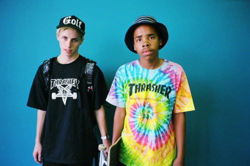 oddunicorn:  earl and lucas