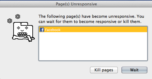 ………did my computer just give me permission to kill Facebook?
