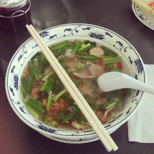 Lunch is served! @yanlamr  (Taken with instagram)