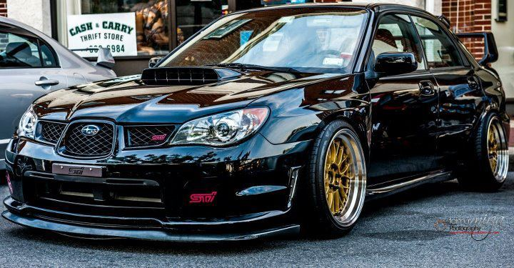 Car Love: Nice Hawkeye STI. I'd add some decals to it, too. What would you add? - Vinyl Decals  legitcars:  Really want a Hawkeye STi