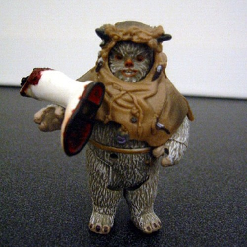 bonniegrrl:  Reminder: #Ewoks Eat People! #wiredstarwars #starwars cc: @wired (Taken with instagram)