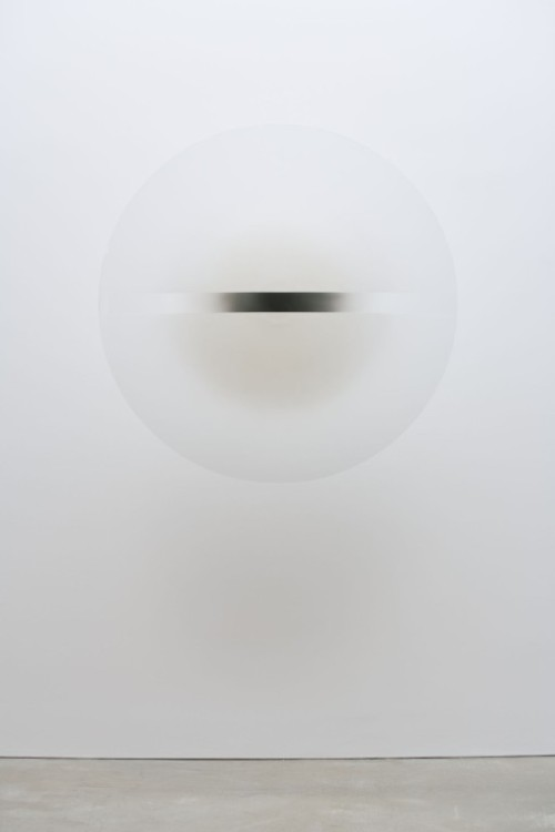 7while23:  Robert Irwin Untitled 1969