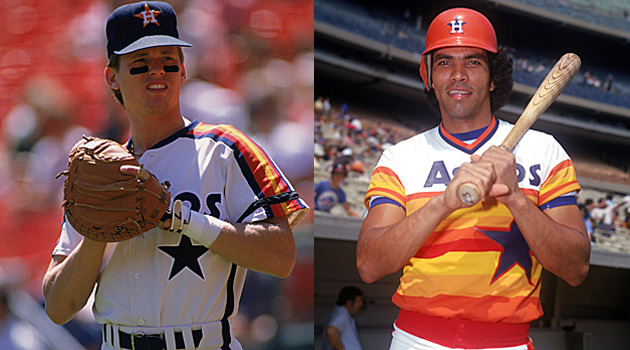We absolutely support the Astros going back to these colors.