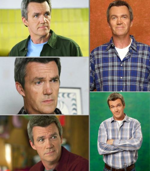 """Mike and I could trade wardrobes, and no one would notice."" - Neil Flynn"