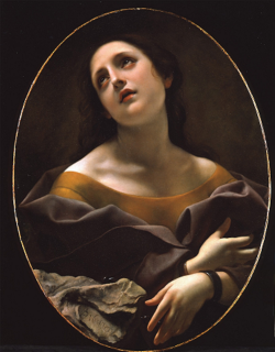 soyouthinkyoucansee:  Allegory of Patience, Carlo Dolci 1677