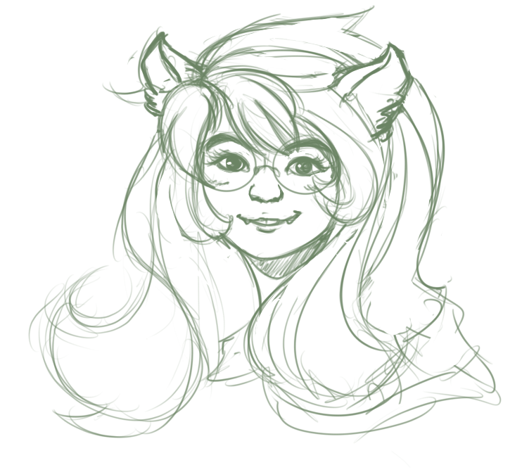 you can pry the headcanon of dogtier jade having itty bitty fangs out of my cold dead fingers