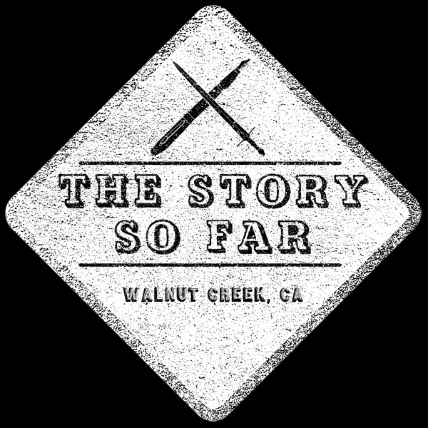 gttrmgc:  Tee design for The Story So Far. RIP BILBO!!