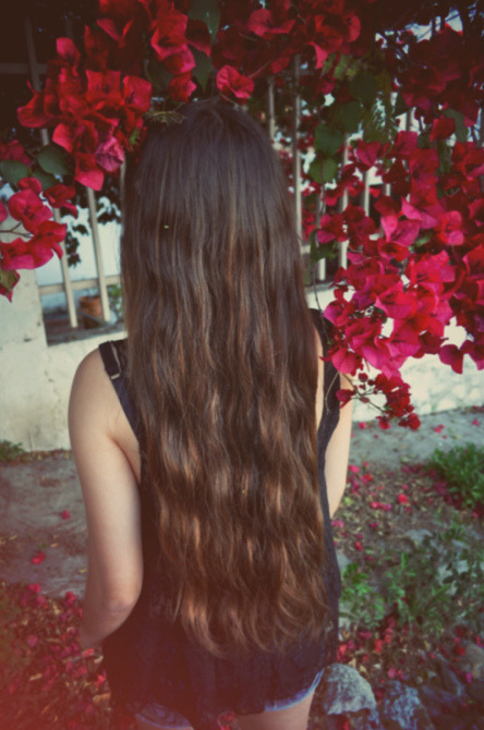 digbicks:  Olivia Vionet  #hair #spring #girl
