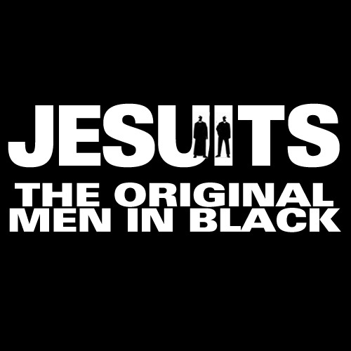 Jesuits: The Original Men in Black.