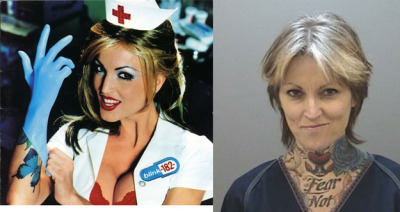 imremembering:  Yikes. What The Blink-182 Girl Looks Like Today. [Buzzfeed]  I think for the first time in my life, my jaw dropped…