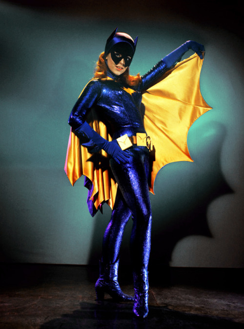 Yvonne Craig as Batgirl (1960's)
