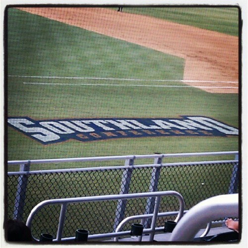 Let's go bobcats!!! :)  (Taken with instagram)