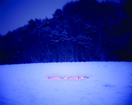 Amazing text installation art pieces by South Korean Artist, Lee Jung.