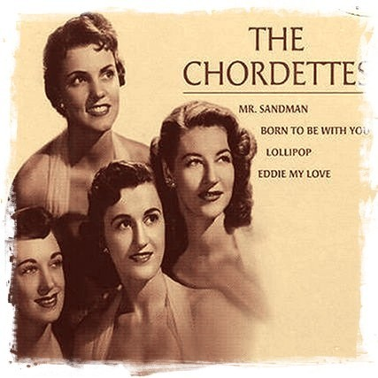 #NP #TheChordettes having a doowop Girl Group moment. Back on my study mode.