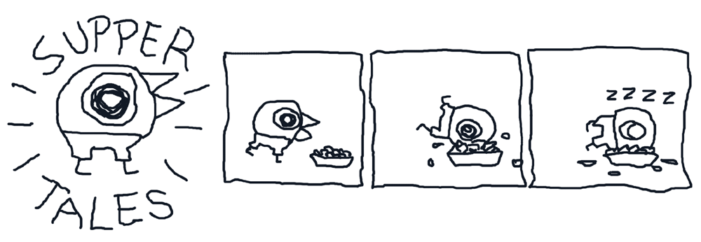 Geneva is at the laundromat so I drew this comic on her computer?????? ha ha ha???