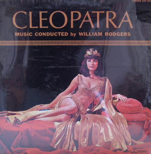 Another nice Cleopatra cover from our own Wind-up Dreams collection.