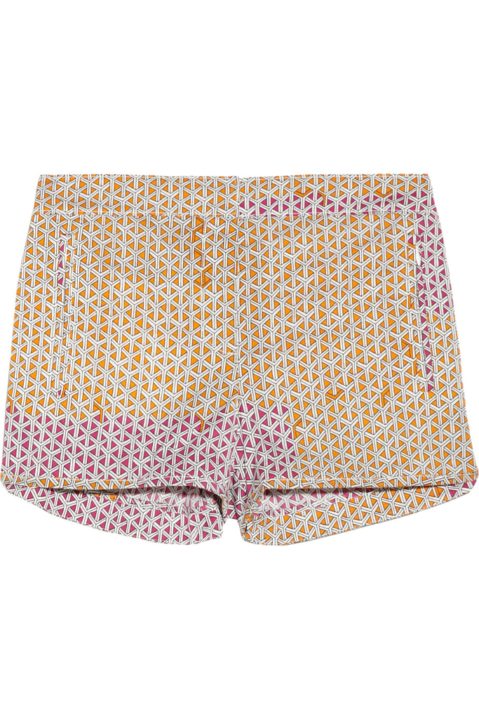 "Love these summer shorts abzlog:  ""casual cool into graphic territory"" } net-a-porter.com"