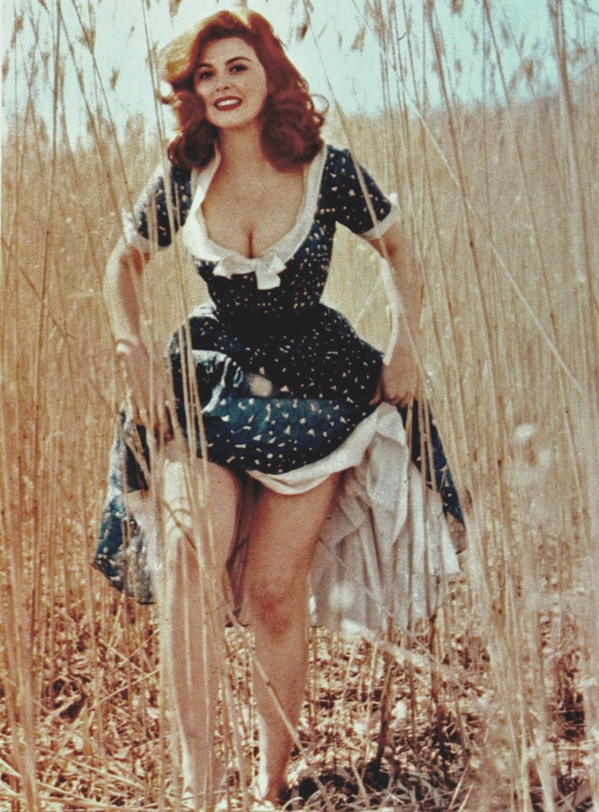 retrogirly:  Tina Louise