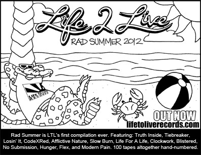 Buy: http://ltlrecs.storenvy.com Download: http://lifetoliverecords.bandcamp.com