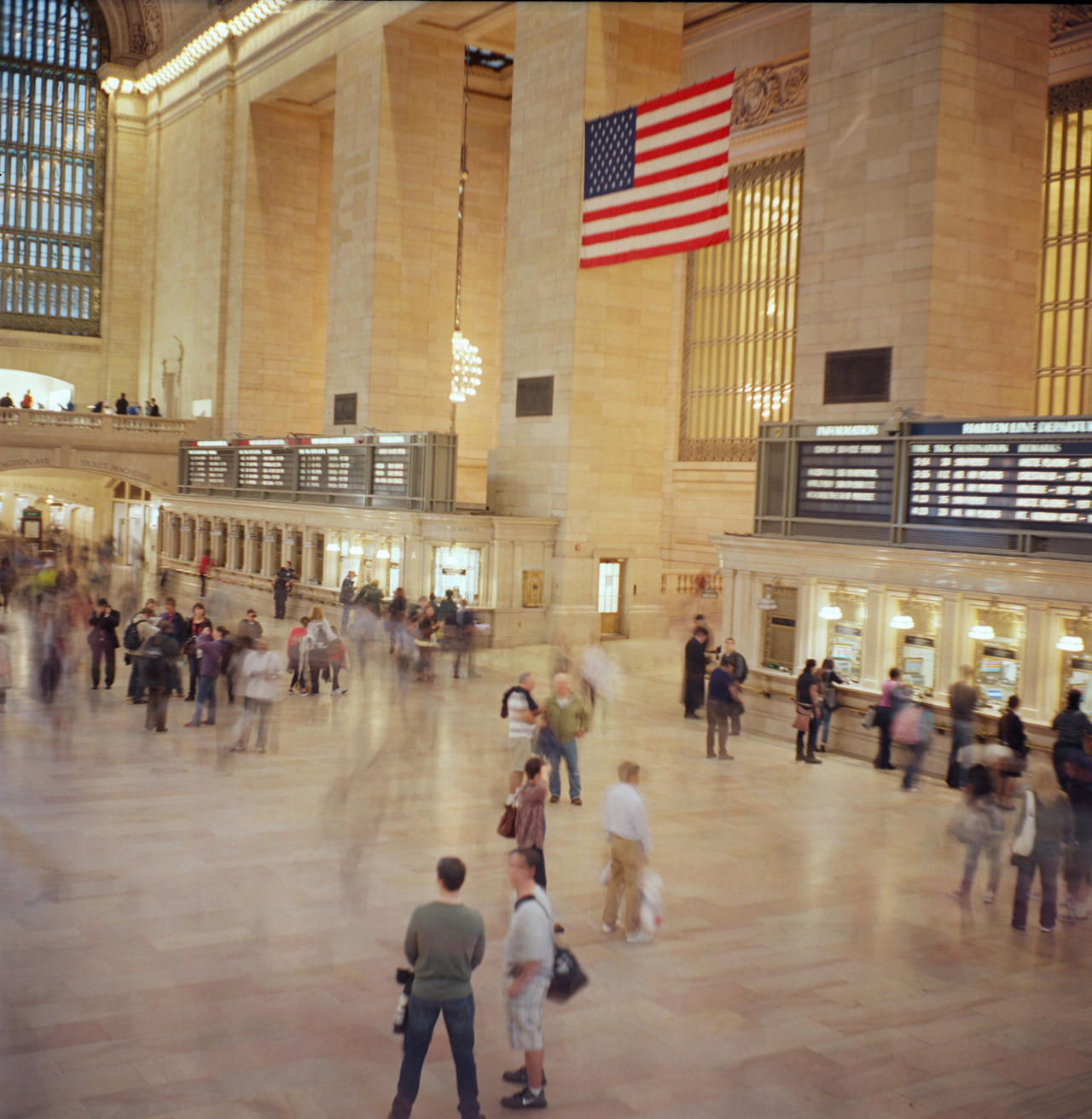 Grand Central Terminal | Midtown East | New York City www.christophertitzer.com