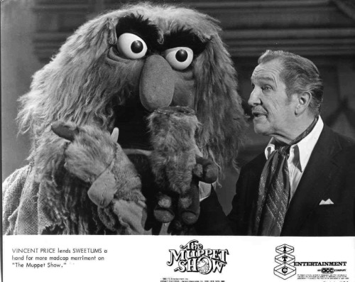 Vinnie and Sweetums
