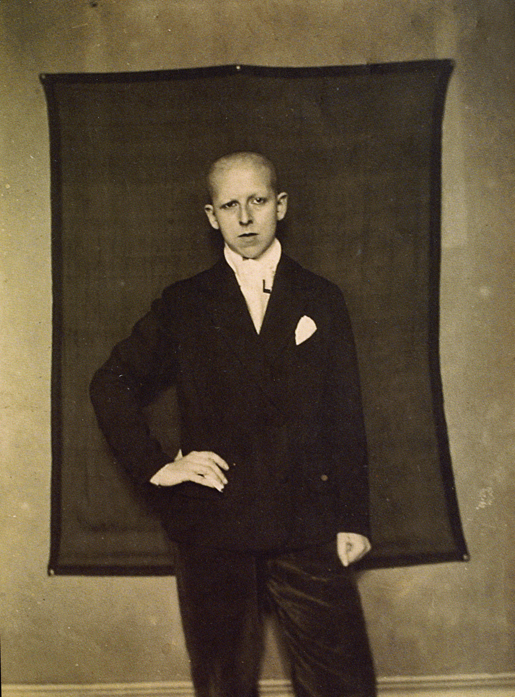punk-aversion:  Claude Cahun self portrait