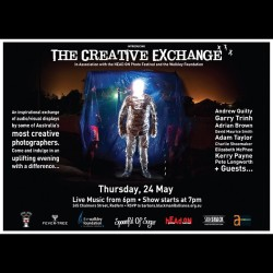 The Creative Exchange - Tonight 6pm @ 245 Chalmers St, Redfern #art #music #photograpy #instagram #instagramers #igers #instago #instadaily #instagramhub #instagood #instamood #instanice #iphonography #iphonesia #picoftheday #bestoftheday #love (Taken with instagram)