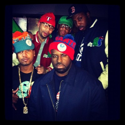 Juelz Santana Miami Dolphins Slowbucks Splash