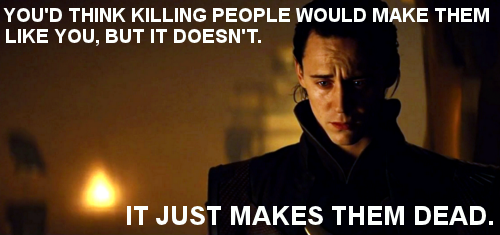 deduction019:  hugginglokilaufeyson:  Am I the only one who was thinking this?  Omg Loki come here. My poor god.