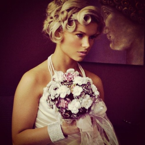 #photography #portrait #earlybird #wedding #bride  (Taken with instagram)