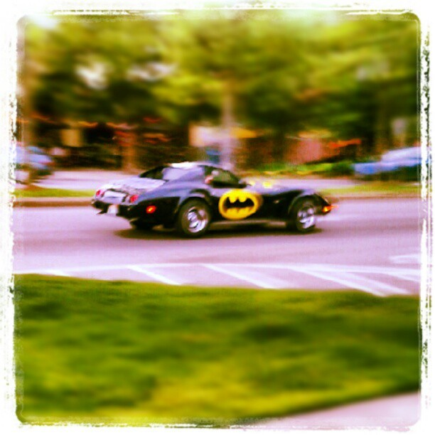 #BATMOBILE #Swag!!!! #TeamYungAzLaN (Taken with instagram)