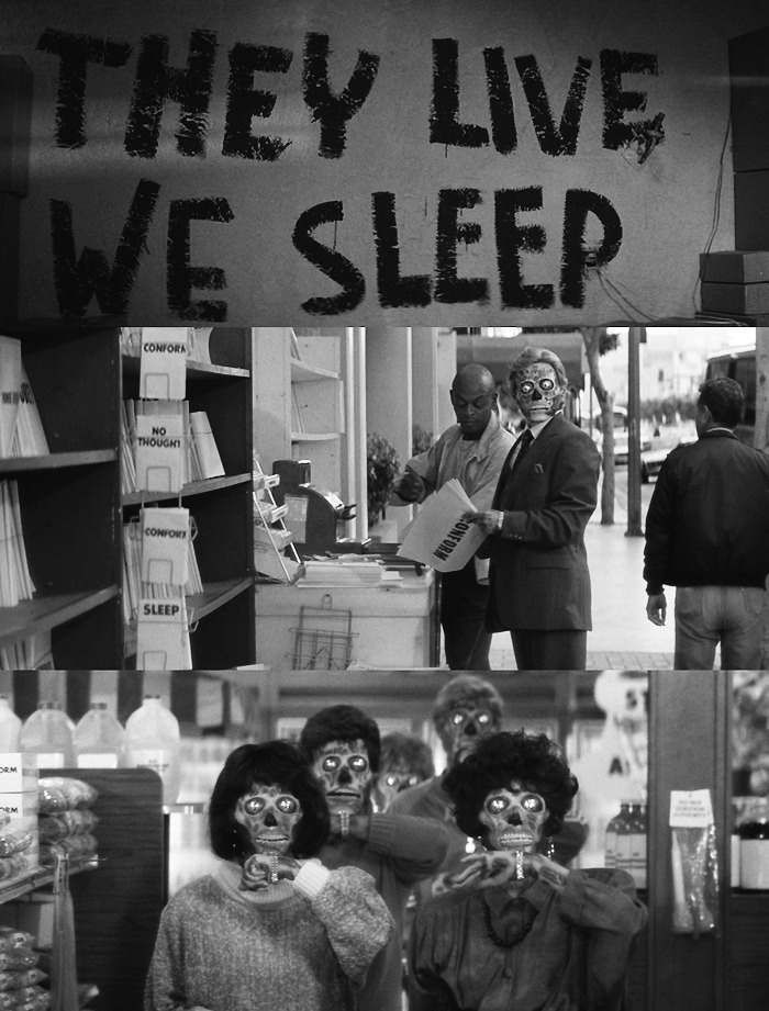 vintagegal:  They Live (1988)
