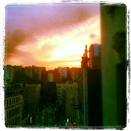 Not bad, Washington Heights. (Taken with instagram)