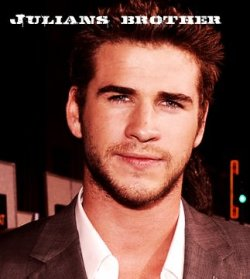 Liam Hemsworth as Julian's older brother