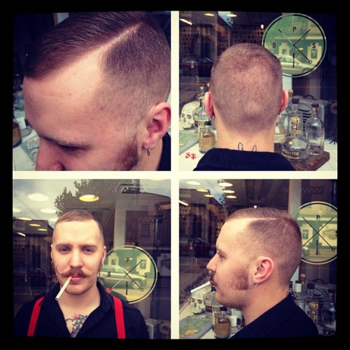 killfrisyrer:  Mark Rossi got #proper #barberlife #barbershop #yeahbud proper_jordan, instagr.am  http://flpbd.it/AzAsP