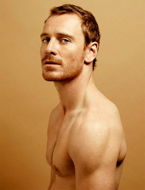 Michael Fassbender by Peter Hapak