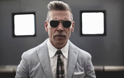 Woost!  thepursuitaesthetic:  the man. #menswear