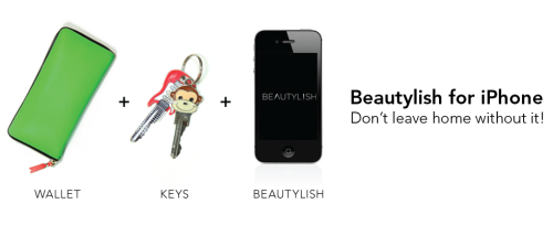 The Beautylish iPhone app is here!