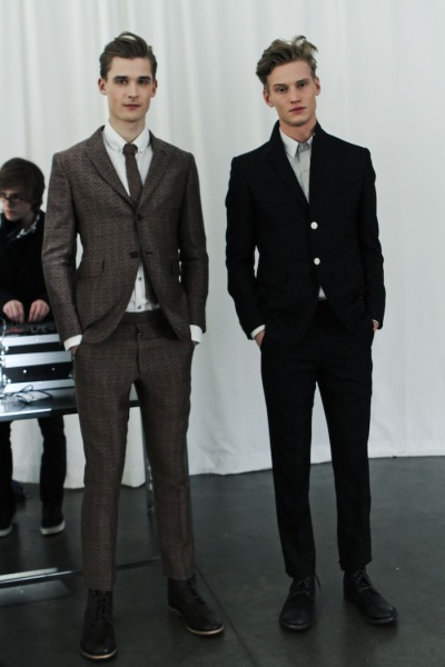 rafcrymons:  Native Son A/W12 Presentation ph Christian Rios