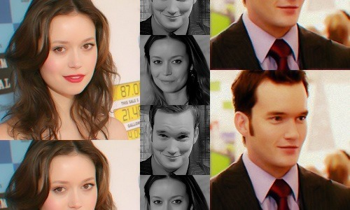 Torchwood: Genderswap  ◆ Summer Glau as Ianto Jones ((Haha. I didn't think my graphics could get any shittier than my last ones. I was wrong. Please excuse the awful editing, all I had was Lightroom and MS Paint to work with. Pictures used from torchwood-caps.tumblr, whoniversecaps.tumblr, and imdb.com.))
