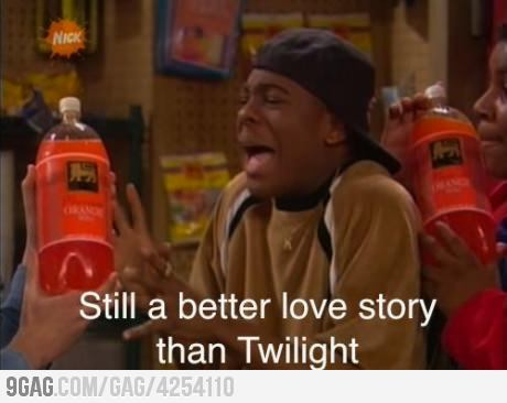 9gag:  Orange Soda…