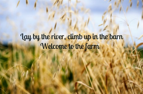 Welcome To The Farm — Luke Bryan