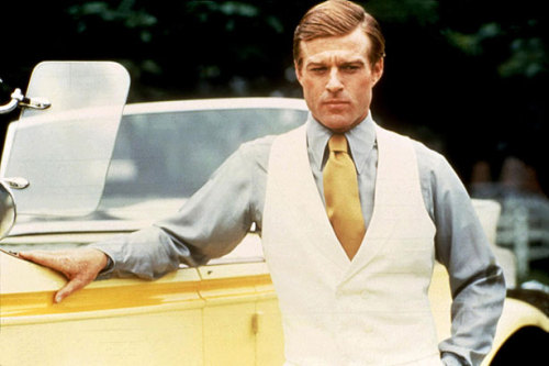 robert-redford:  The original and best Gatsby.