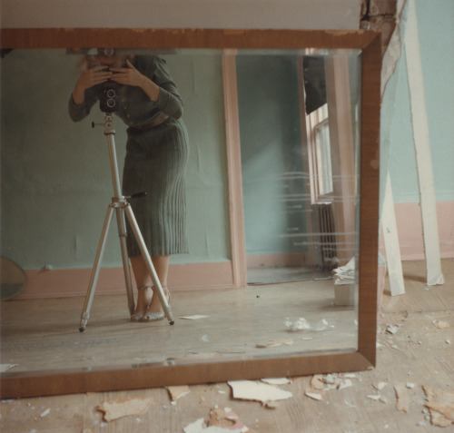 Untitled by Francesca Woodman, New York, 1979–80 On view at Retrospective of Francesca Woodman at the Guggenheim, Spring 2012 Also