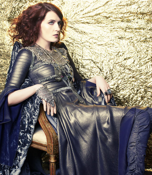 Florence Welch - Marie Claire by Tesh, June 2012