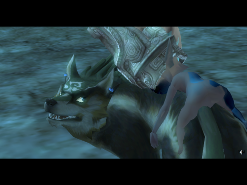 Midna Injured :( from The Legend of Zelda: Twilight Princess TGN