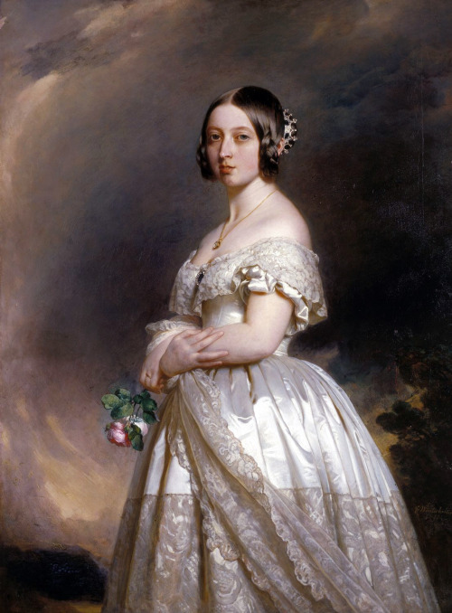 lostsplendor:  Happy Birthday, Vicky. Queen Victoria [May 24th, 1819 - 1901]