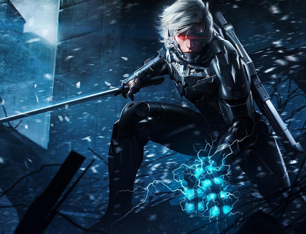 gamefreaksnz:  Metal Gear Rising: Revengeance E3 demo teased  Konami have come up with a unique way to tease fans before next month's E3.