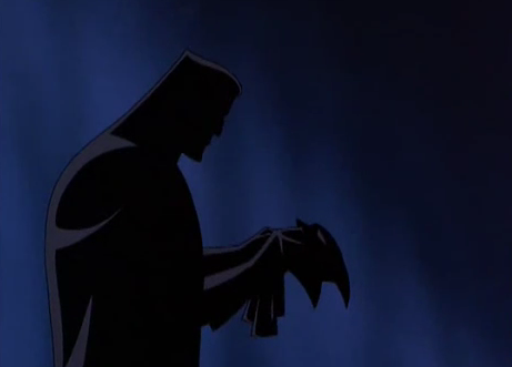 Christopher Nolan and Tim Burton be damned, Batman: Mask of the Phantasm is minute-for-minute the best Batman movie. Watched it tonight after a long, long time, and it hits - how do you say - right in the feels. I never noticed the stuff they lifted from Batman: Year One before (because I hadn't read/seen Year One). If only Dana Delaney's voice acting was better.