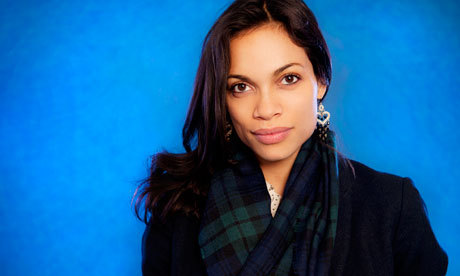 The Saturday interview: Rosario Dawson